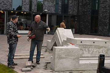 Boris Tellegen in Enschede