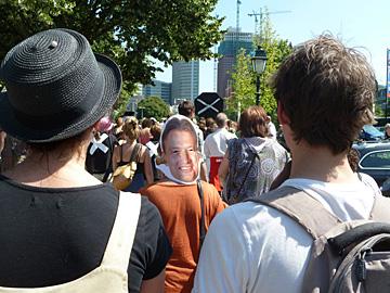 Cultuurprotest @ Malieveld
