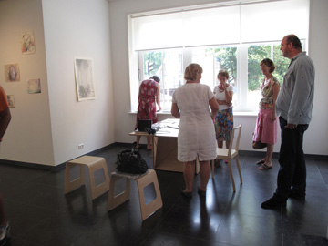 Florette Dijkstra, Marjolijn van den Assem, Frank van den Broeck @ De KetelFactory