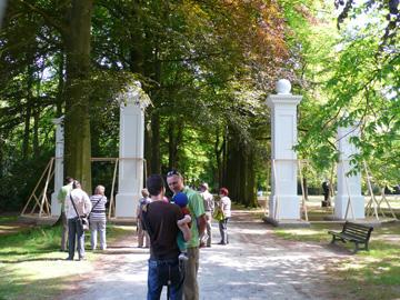 Nieuwe monumenten in Middelheim