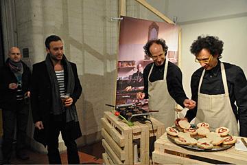 Gil & Moti @ Nikolaj Kunsthal, Copenhagen