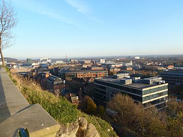 Laatste rondje Nottingham
