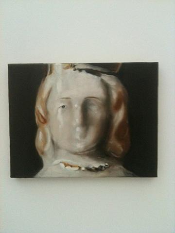 Michaël Borremans @ Württembergischer Kunstverein Stuttgart