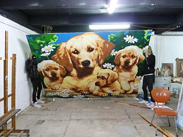 Atelier Happy Famous Artists