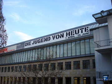 Jugend von Heute Schirn Kunsthalle Frankfurt