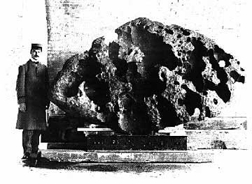 meteorite Susanne Kriemann