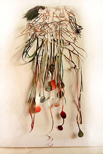 YOU and ME: Maria Ikonomopoulou, Lidy Jacobs, Lie van der Werff en Schilte & Portielje Ileana Tounta Center of Contemporary Art, Athens