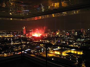 Rotterdam brandgrens