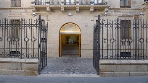 Spanje in de rondte