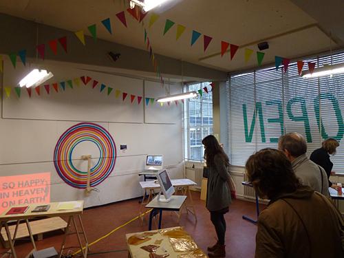 Kunstvlaai 2012, een eerste rondje