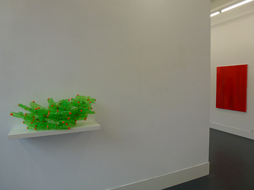 Jus Juchtmans en Tina Haase @ Galerie Van den Berge