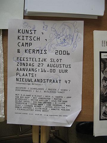 Kunst, Kitsch, Camp & Kermis 2006 Tilburg