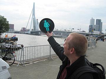Niels Post maakt Rotterdam vrouwvriendelijk
