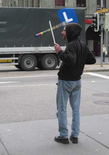 streetartist