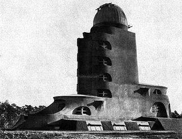 Einsteinturm 1920/21 Erich Mendelsohn Berlin