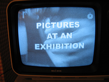 Champagnetherapie - Pictures at an Exhibition: The Movie