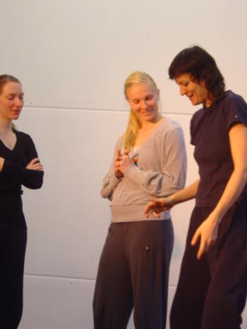 Liesbeth Koot, Sonja Augart, Inari Salmivaara