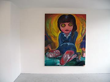 Lucy Stein @ Martin van Zomeren