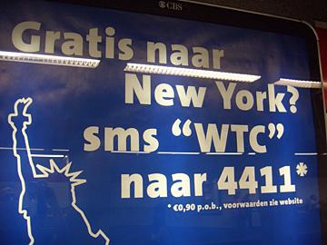 Vakantie WTC