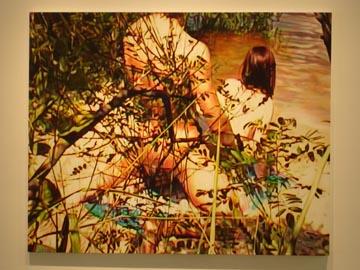 Phil Bower  @ Carl Berg Gallery