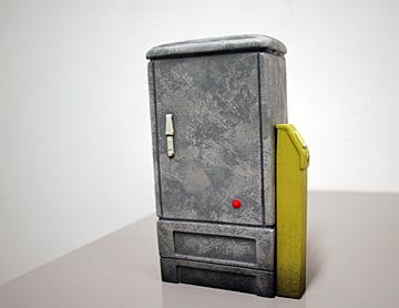electriciteitskastje van Baschz