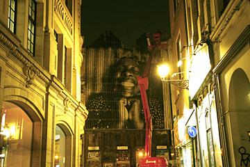 JR in Brussel