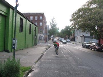 New York fietsing