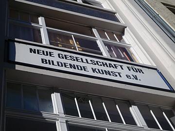 Ein Leben lang @ NGBK, Berlijn