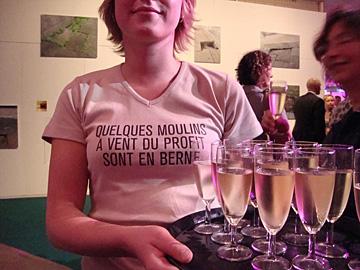 9 champagne en gedichtextract