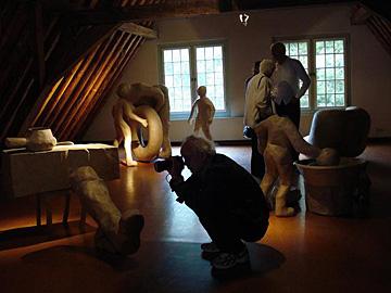 Barbara Witteveen, Pulpae, installation view