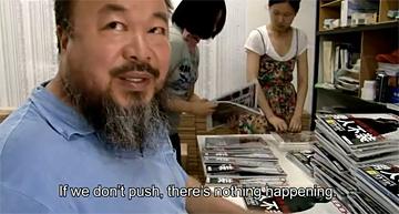 Ai Weiwei, Never Sorry