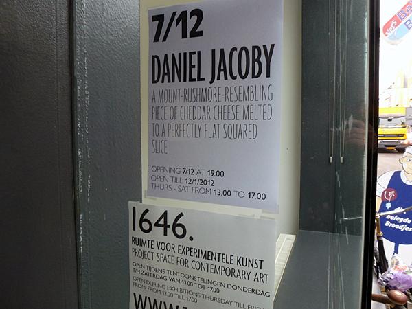 Daniel Jacoby @ 1646