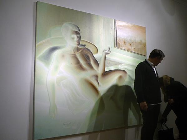 Michael Kirkham @ Galerie Michael Haas