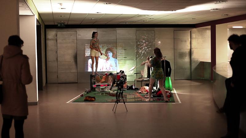 Iris Donker & Katinka van Gorkum 'in de gloria'Luuk Smits