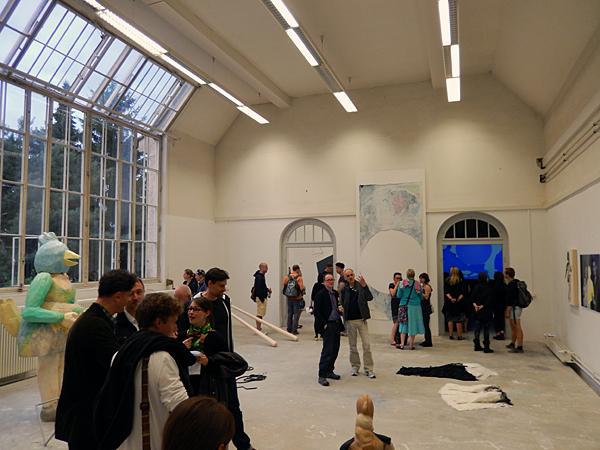 Jahresausstellungen @ HfBK Dresden