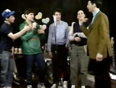 Beastie Boys anno 1984