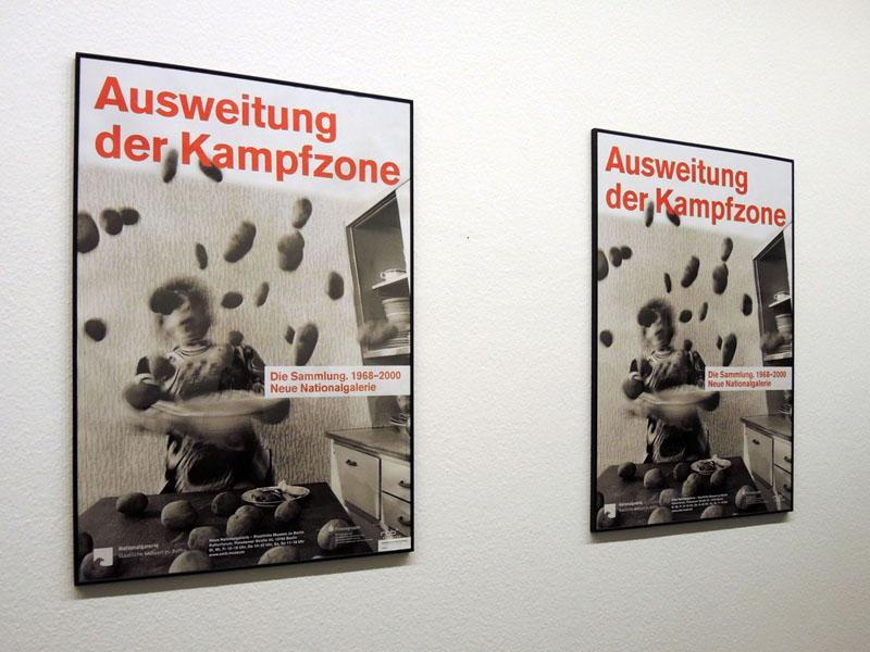 Anna & Bernhard Blume in Berlijn (deel1)
