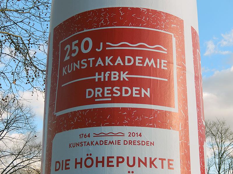250 jaar HfBK Dresden