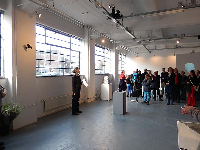 Watching (over) me @ Kunstenlab, Deventer