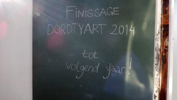 DordtYart 2014, seizoensafsluiter