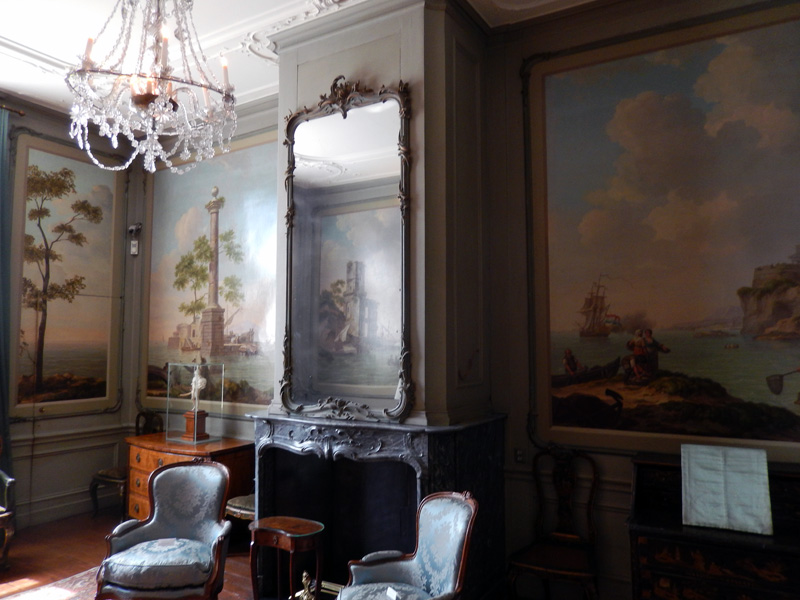 Something Thrown in the Way of the Observer @ Museum Van Loon