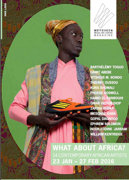 Witteveen Magazine 'What About Africa'