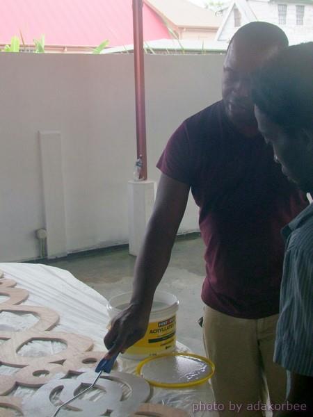 Kunst in Suriname