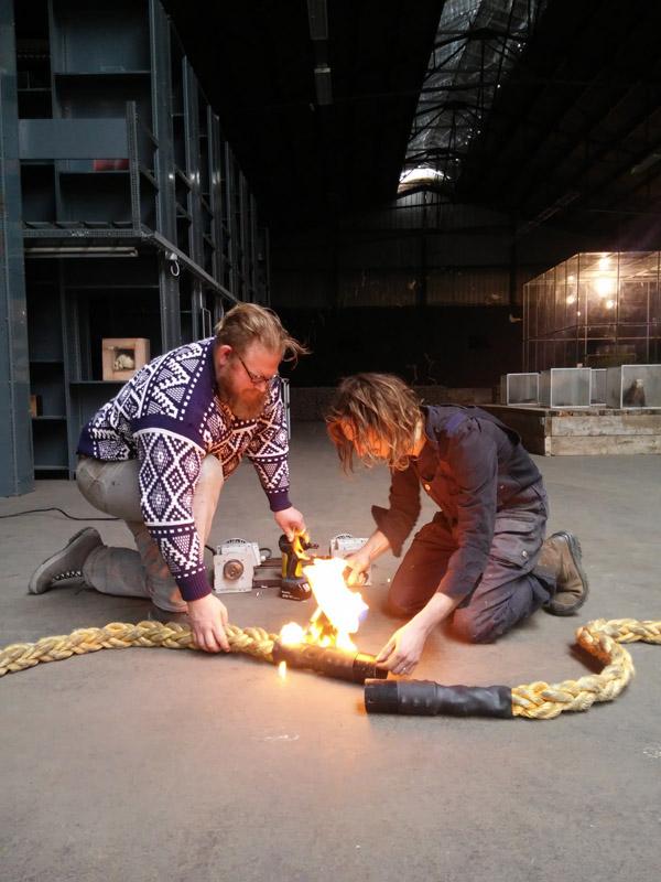 5. Bewogen Beweging (Theo Jansen, Zoro Feigl), Verbeke Foundation