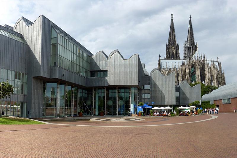 Fernand Léger: Malerei im Raum Museum Ludwig, Keulen