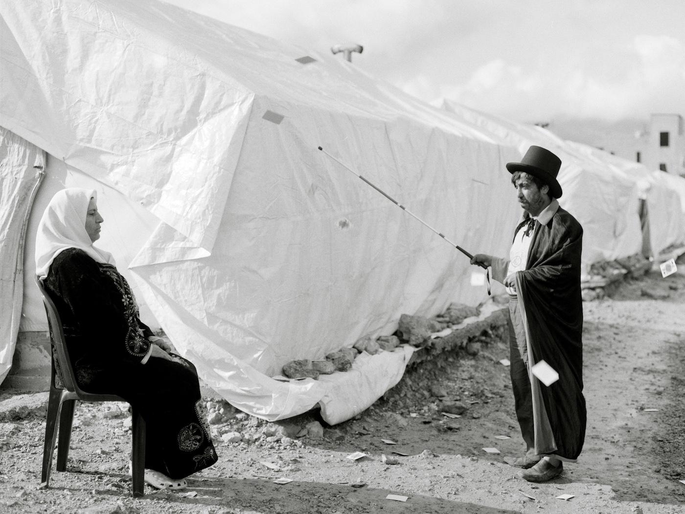 Omar Imam – Live, Love, Refugee