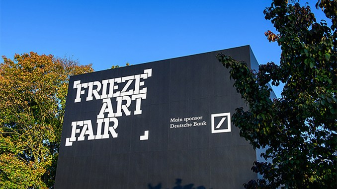 Frieze London 2016