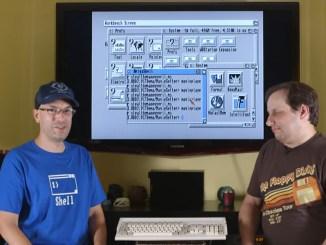 Old school Amiga op uw tv van nu