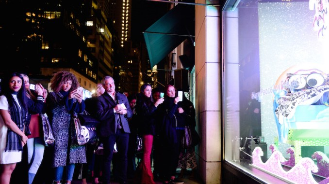 #LovePeaceJoyProject: Kerst at Barneys 2016