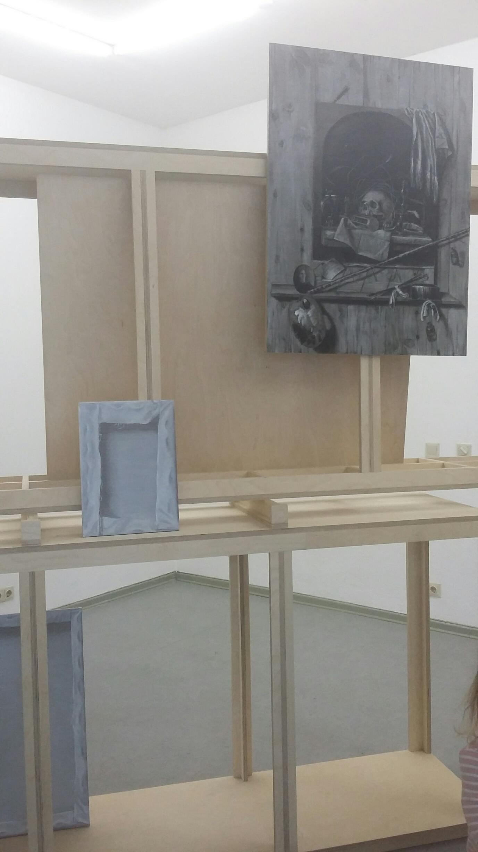 Stupid as a (lost) Painter in Berlijn